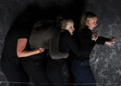 Family Fear and Fun at Fear Factory Queenstown