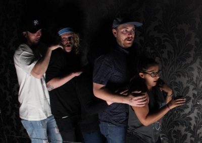 Scare Snaps at Fear Factory - Team Work