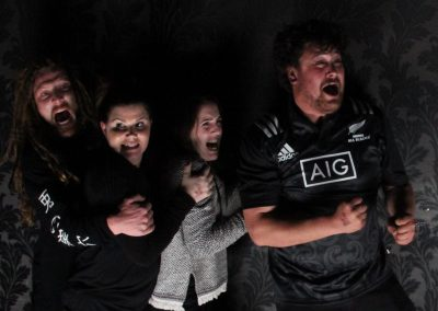 Haunted House in Queenstown New Zealand Scare Snap